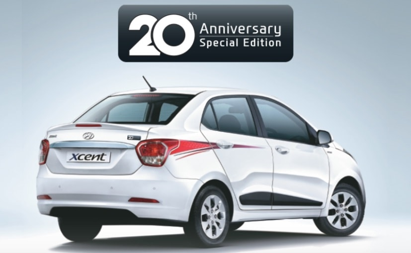 new car launches by hyundaiHyundai Launches Special Edition Xcent to Celebrate 20 Years in