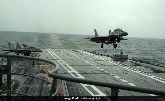 4 Defence Firms Interested to Supply 57 Fighter Jets To Navy