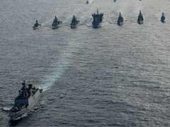 चीन के लिए भारतीय नौसेना के शक्ति प्रदर्शन में कमजोर कड़ी - अगस्ता