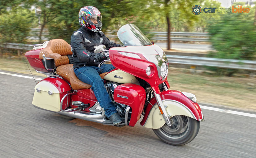 Indian Roadmaster Review