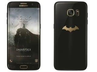 सैमसंग ने बैटमैन के दीवानों के लिए लॉन्च किया अपने फ्लैगशिप फोन का स्पेशल एडिशन