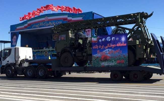 ईरान ने बैलिस्टिक मिसाइल का टेस्ट किया, परमाणु समझौते के बाद ताजा परीक्षण