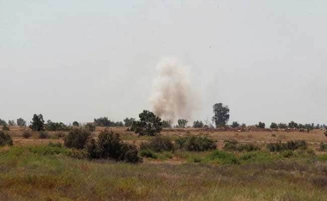 Rocket Hits North Iraq Base Hosting US Troops: Security Sources