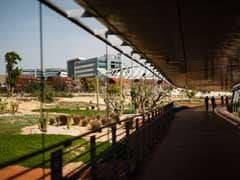 Cyber-City Rises From The Desert In Israel