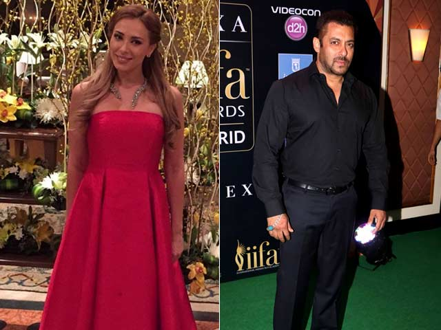 On Instagram, Salman's Rumoured Girlfriend Iulia Reveals Marriage Plans