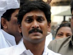 Jagan Reddy Booked For 'Objectionable' Remarks Against Andhra Chief Minister