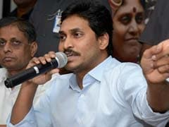 Jagan Mohan Repeats Death Wish For Chief Minister Naidu