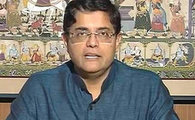 BJD MP Baijayant Panda suspended from party
