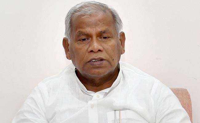 Decision On Grand Alliance On July 11: Jitan Ram Manjhi