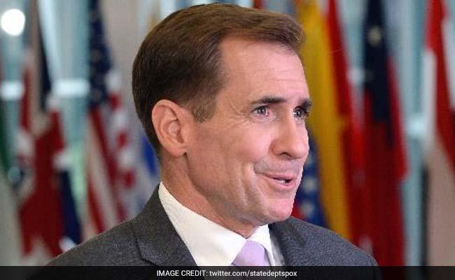 अमेरिका ने किया भारत-पाक संबंधों में सुधार का आह्वान, जताई चिंता