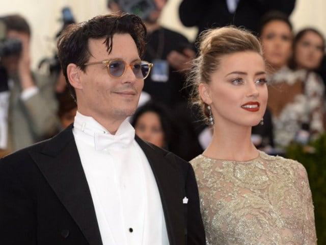 Boycott Johnny Depp's New Film, Say Amber Heard Fans on Twitter