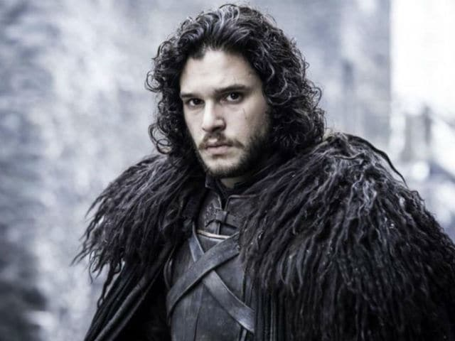Snow in Summer: How Kit Harington Lied to Game of Thrones Cast