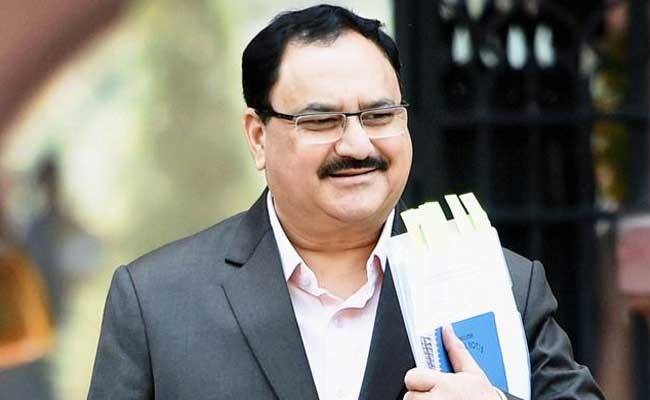 P Chidambaram Should Not Be Taken Seriously: JP Nadda On 'Big Jumla' Jibe