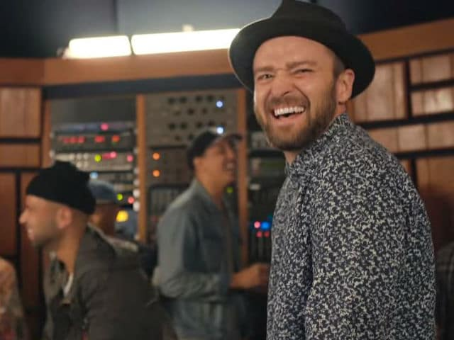 Justin Timberlake Returns With Cheery Pop Song Can't Stop the Feeling