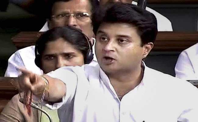 मध्य प्रदेश की सियासत में 'टोने-टोटके की एंट्री', कांग्रेस नेता ज्योतिरादित्य सिंधिया पर लगा यह आरोप