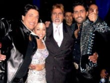 Remember This <I>Kajra Re</i> Moment With Amitabh Bachchan, Aishwarya?