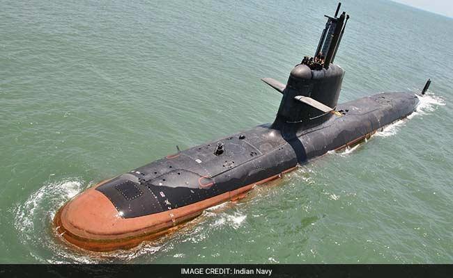 भारतीय नौसेना की बढ़ेगी ताकत, गुरुवार को नेवी के बेड़े में शामिल होगी INS कलवरी