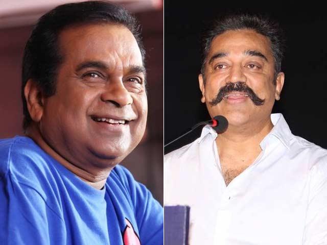 Kamal Haasan, Brahmanandam to Film Action Sequence For Sabaash Naidu