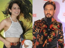 Irrfan Says It's No Fun Working With Kangana if Her Role is Small