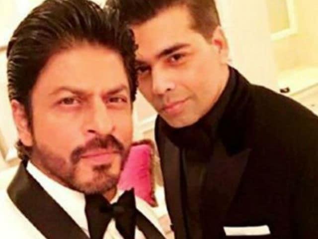 Karan Johar Celebrates Birthday With Shah Rukh, Aryan, Navya in London