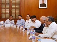 Karnataka Chief Minister Meets PM, Seeks Rs 12,272 Crore For Drought Situation