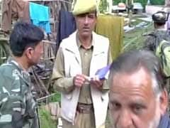 Terrorists Escape After Snatching 5 Guns From Policemen Guarding TV Tower In Anantnag