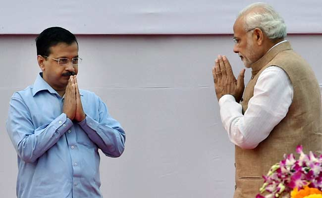 'Thank You, Sir': Twitter Exchange Between PM Modi, Arvind Kejriwal