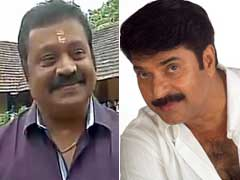 From Mammootty To Suresh Gopi, Superstars Queue Up To Vote In Kerala Polls