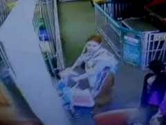 Two Transgenders Caught On Camera Trying To Kidnap Baby In Delhi Mall