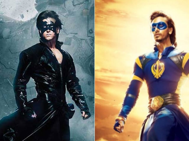 A Flying Jatt is Different From Hrithik's Krrish, Says Tiger Shroff