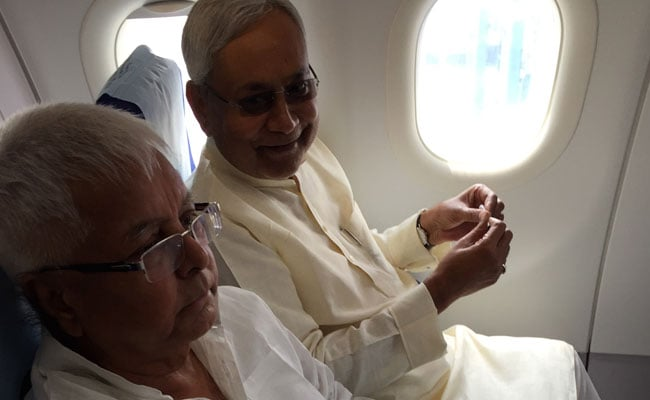 Nitish Kumar Will Attend Lalu Yadav's Anti-BJP Rally If Invited