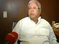 गुजरात में दलितों की पिटाई : लालू यादव बोले- गौ रक्षा के नाम पर सौहार्द बिगाड़ने वालों का बहिष्कार हो