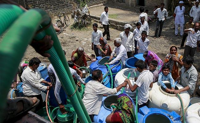 लातूर महानगर पालिका चुनाव : पानी के लिए तरसते लोगों ने कांग्रेस को पिलाया 'पानी'