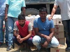 गढ़वाल में अवैध शराब का मुख्य सप्लायर गिरफ्तार