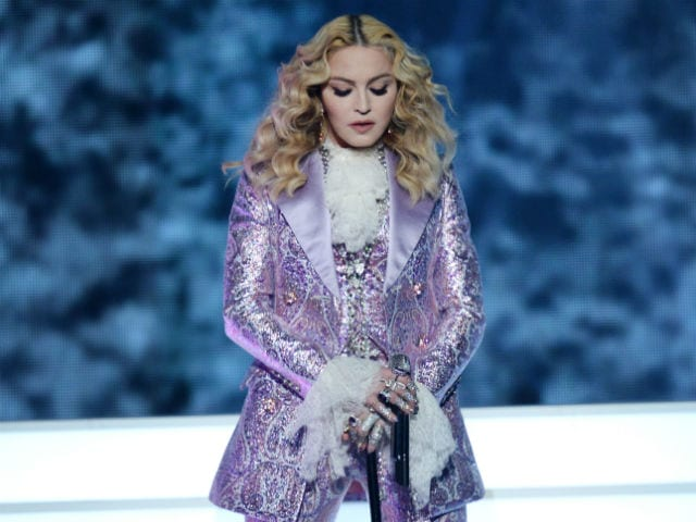 Madonna's Prince Tribute at Billboard Awards Was a Flop