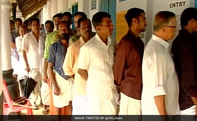 Kerala, Tamil Nadu, Puducherry Vote In Final Round Of Assembly Polls: 10 Points