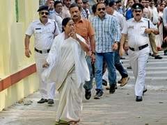चुनाव आयोग ने राज्य पुलिस के बारे में ममता बनर्जी के दावे की सीडी मांगी