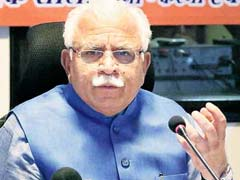 Special Buses For Women In 5 Haryana Districts Soon: Manohar Lal Khattar