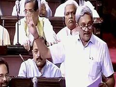 बीजेपी ने किया साफ,  गोवा के सीएम के तौर पर वापसी नहीं कर रहे मनोहर पर्रिकर