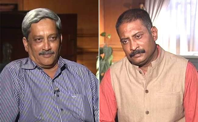 AgustaWestland Scam Reflects Same Hierarchy As Bofors: Defence Minister To NDTV