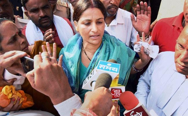 Jailed JD(U) Lawmaker Manorama Devi's Bail Plea Rejected