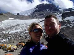 Rescue Helicopter Plucks Maria Strydom's Body From Everest