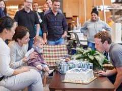 Mark Zuckerberg Marks Birthday With Pics Of Baby Max