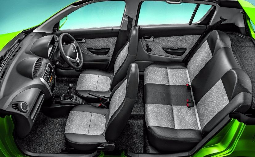 2016 maruti alto 800 facelift launched prices start at rs for Interior decoration of maruti 800