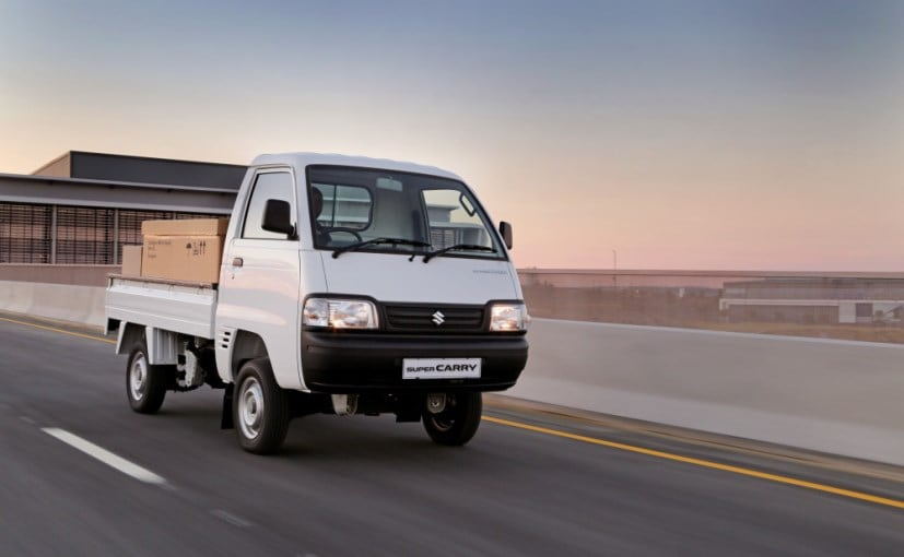 Maruti Suzuki Super Carry Mini Truck Recalled In India Ndtv Carandbike