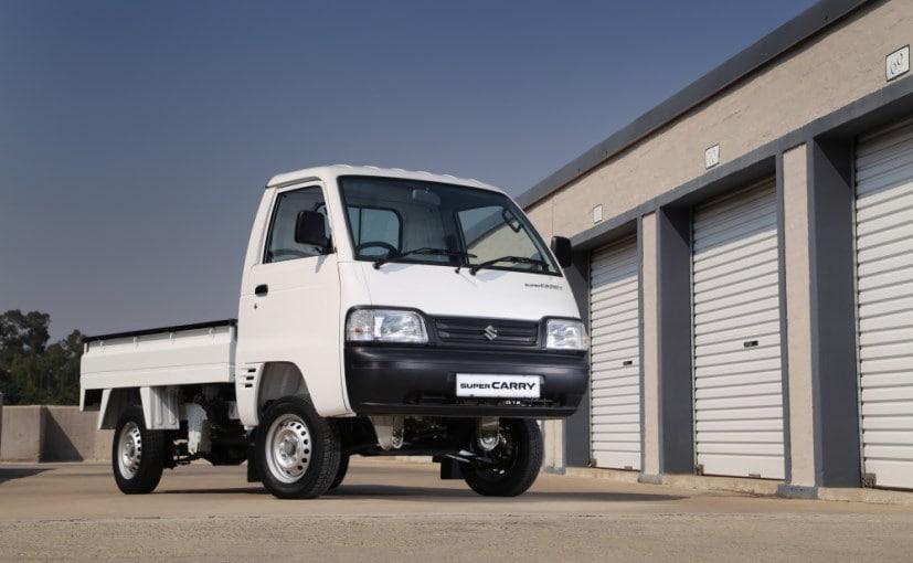Maruti Suzuki had launched the LCV in July 2016