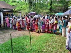 44 Percent Voting Till 1 Pm In Meghalaya