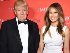"""What Melania Said To Woman Who Yelled """"Handsome"""" For Donald Trump"""
