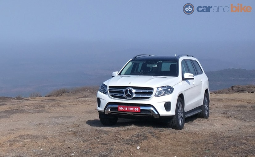 Mercedes-Benz GLS350 Review