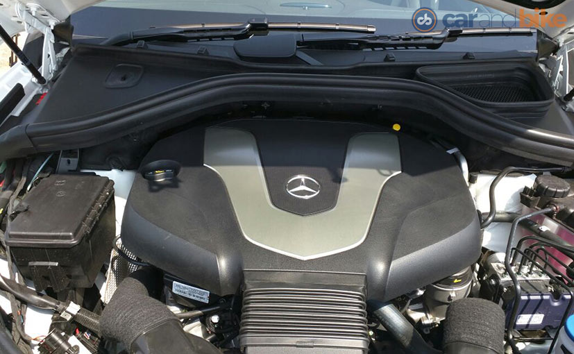 Mercedes-Benz GLS Engine